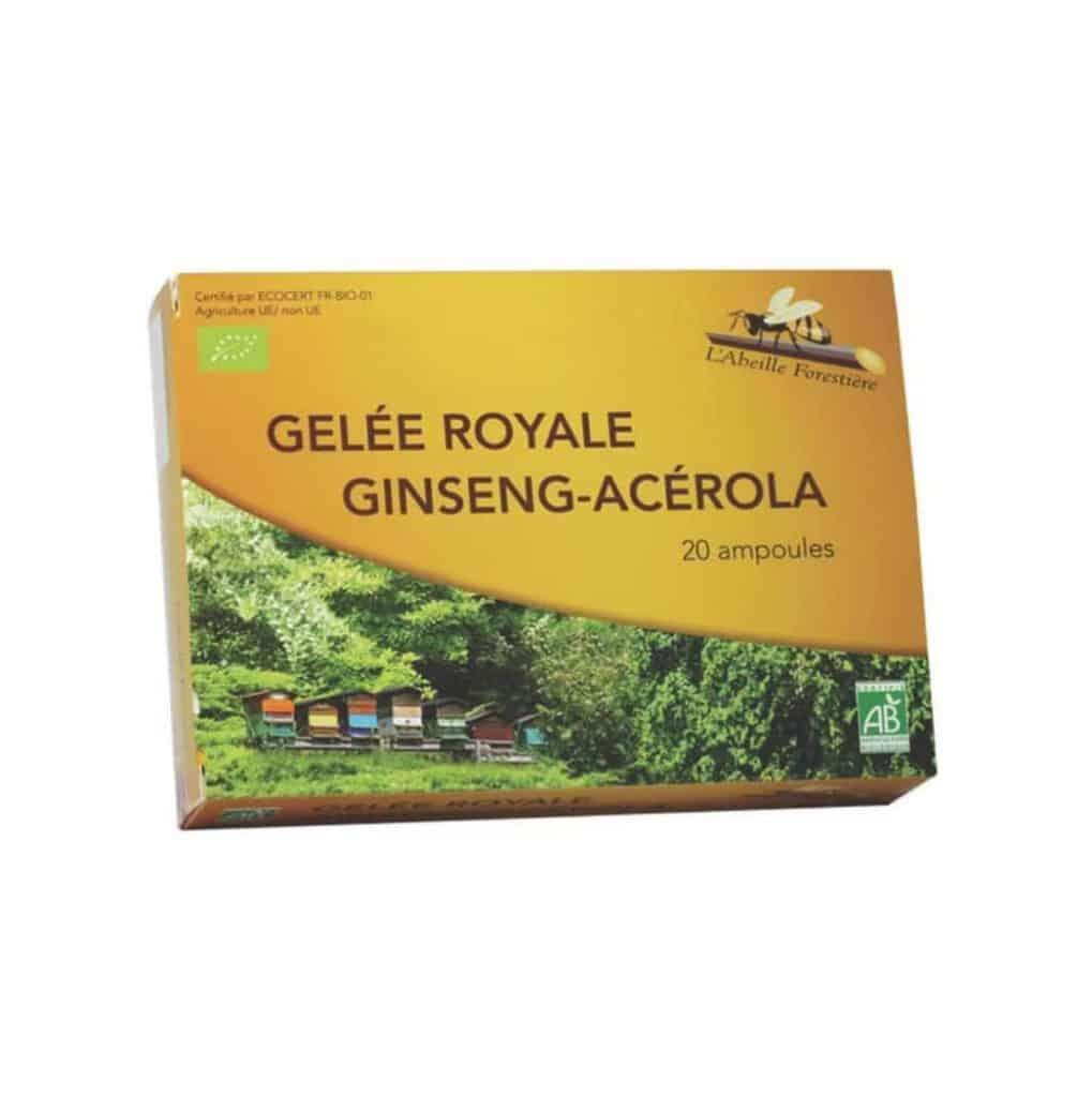 Gelée Royale/Ginseng/Acerola
