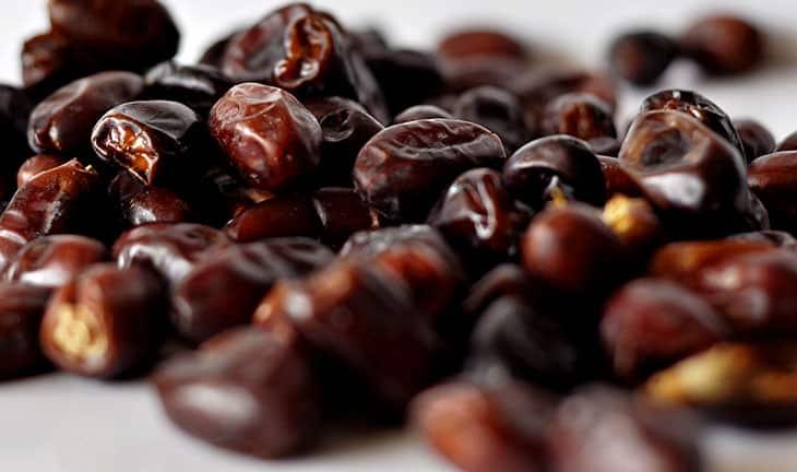 Galettes hyper protéinées aux dattes & sésame