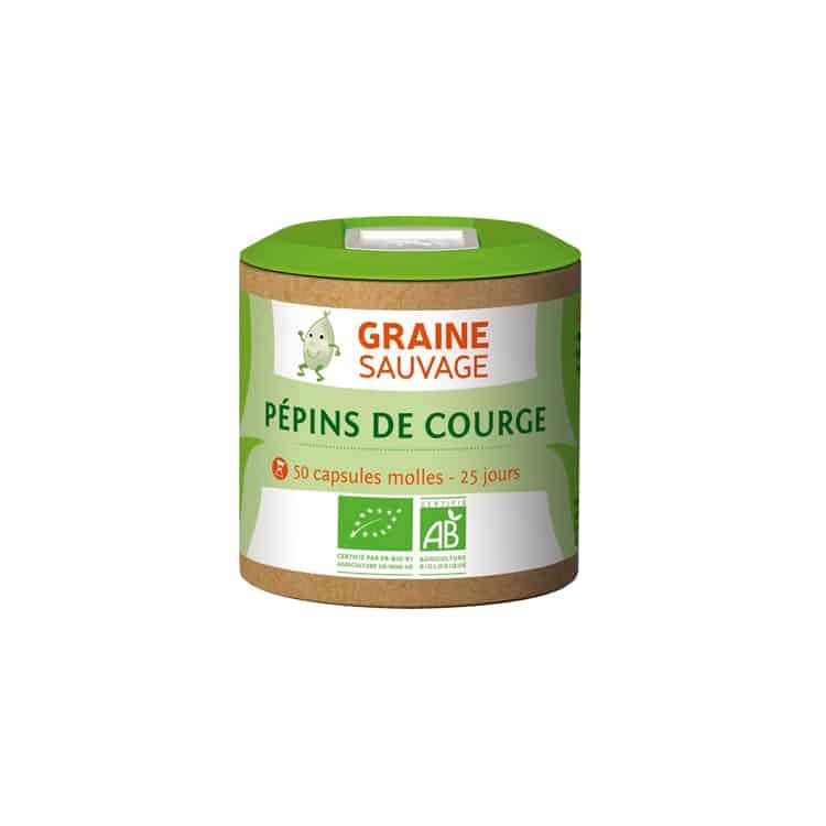 Pépins de Courge - Graine Sauvage