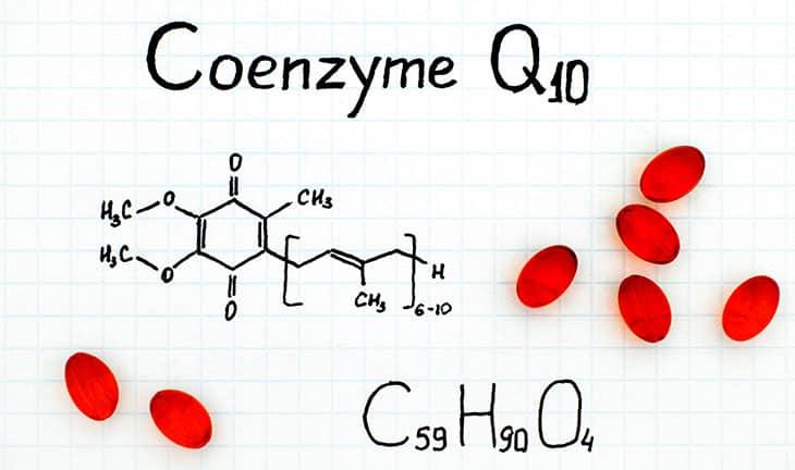 La coenzyme Q10, ou CoQ10