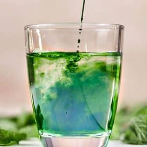 Chlorophylle, un remède pour détoxiquer