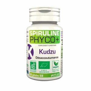 Spiruline Bio Phyco + Kudzu