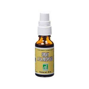 Spray à la Propolis Bio