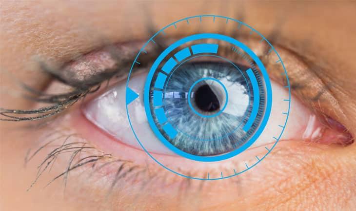 Soignez vos yeux pour stimuler votre vision.