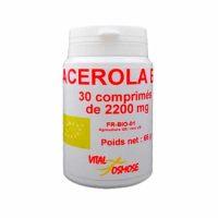 Acerola Bio 1000 - 30 comprimés