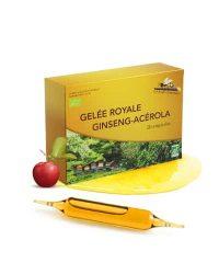 Gelée Royale, Ginseng, Acerola