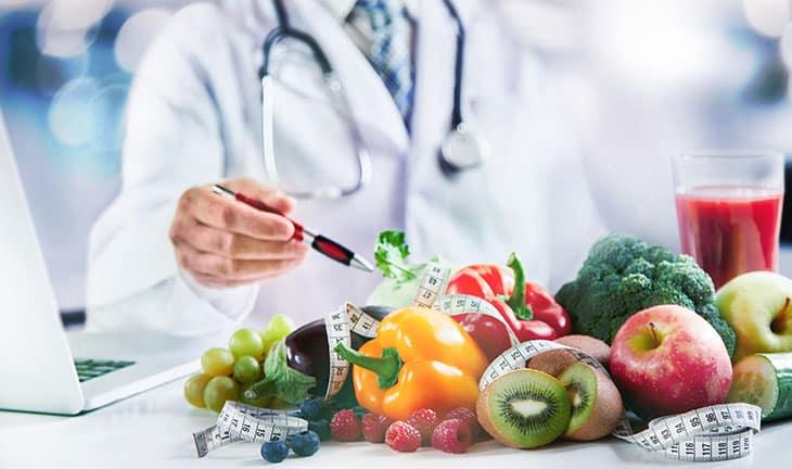 Pour être en bonne santé et en forme, optez pour une alimentation équilibrée