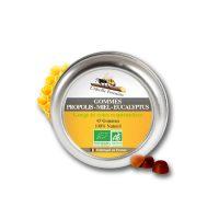 Gommes de Propolis/miel/eucalyptus