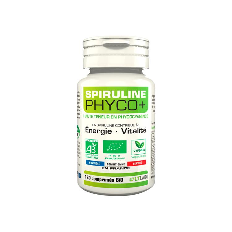 Spiruline Phyco+ Bio
